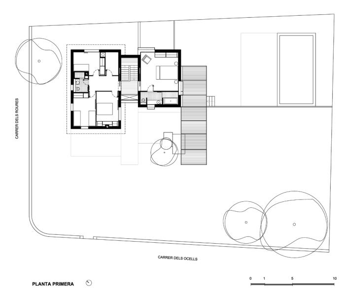 _004_A&EB_Casa Anoro - Planta Primera