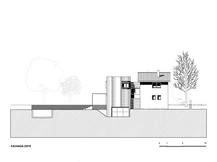 _006_A&EB_Casa Anoro - Fachada Este